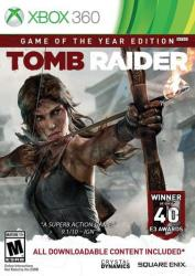 Square Enix Tomb Raider [Game of the Year Edition] (Xbox 360)