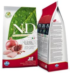 Farmina N&D Grain Free Puppy Small & Medium Chicken & Pomegranate 2,5kg