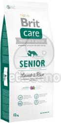Brit Care - Hypo-Allergenic Senior All Breed Lamb & Rice 12kg