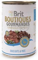 Brit Boutiques Gourmandes Duck Bits & Paté 24x400g