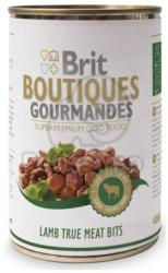 Brit Boutiques Gourmandes Lamb True Meat Bits 24 x 400g
