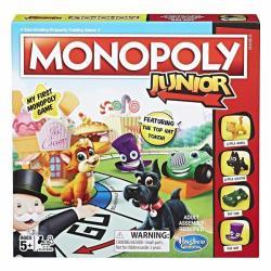 Hasbro Monopoly Junior - új kiadás