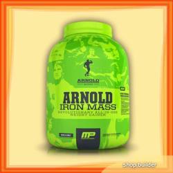 MusclePharm Arnold - Iron Mass - 2270g