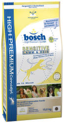 bosch Sensitive Lamb & Rice 1kg