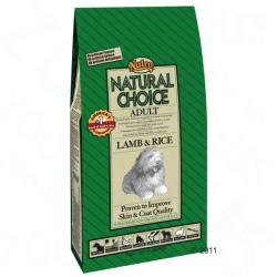 Nutro Natural Choice - Adult Lamb & Rice 2 x 12kg
