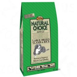 Nutro Natural Choice Adult Large Breed - Lamb & Rice 2 x 12kg