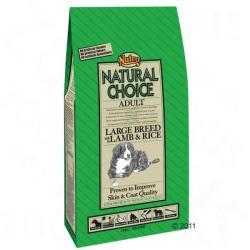 Nutro Natural Choice Adult Large Breed - Lamb & Rice 2 x 12kg