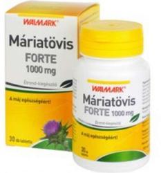 Walmark Máriatövis Forte 1000mg - 30db