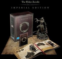 Bethesda The Elder Scrolls Online Tamriel Unlimited [Imperial Collector's Edition] (PC)