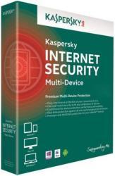 Kaspersky Internet Security 2014 Multi-Device Renewal (3 Device, 1 Year) KL1941OBCFR