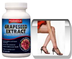 Pharmekal GrapeSeed Extract - 100db