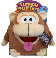 Jay@Play Tummy Stuffers Tömzsák állatka - Barna Majom (TUM84198)