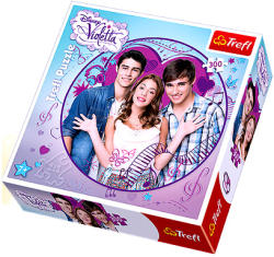 Trefl Violetta és barátai 300 db-os (39101)