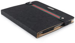 MODECOM California Young for iPad 2/3 - Black (FUT-MC-IPA3-CALYOU-BLA)