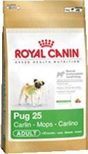 Royal Canin Pug/Mops Adult 4x1,5kg