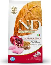 Farmina N&D Low Grain Adult Chicken & Pomegranate 12kg