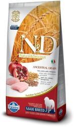Farmina N&D Low Grain Adult Maxi Chicken & Pomegranate 12kg