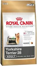Royal Canin Yorkshire Terrier Junior 4x1,5kg