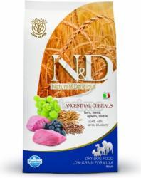 Farmina N&D Low Grain Adult Lamb & Blueberry 12kg