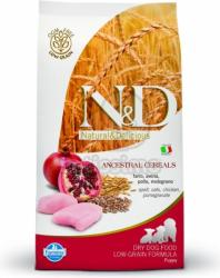 Farmina N&D Low Grain Puppy Chicken & Pomegranate 12kg