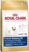 Royal Canin French Bulldog Adult 3x3kg