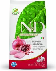 Farmina N&D Grain Free Dog Adult Chicken & Pomegranate 12kg