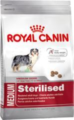 Royal Canin Medium Sterilised 4 x 3kg