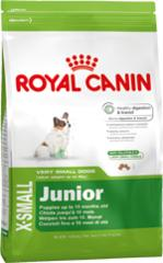 Royal Canin X-Small Junior 4 x 3kg