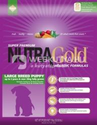 NutraGold Holistic Large Breed Puppy 2 x 15kg