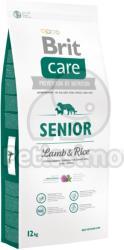 Brit Care - Hypo-Allergenic Senior All Breed Lamb & Rice 3 x 12kg