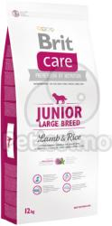 Brit Care - Hypo-Allergenic Junior Large Breed Lamb & Rice 3 x 12kg