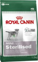 Royal Canin Mini Sterilised 4x8kg