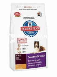 Hill's SP Canine Adult Sensitive Stomach 3 x 12kg