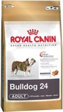 Royal Canin Bulldog Adult 3x12kg