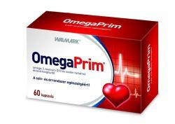 Walmark Omegaprim - 60db