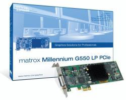Matrox Millennium G550 32MB GDDR PCIe (G55-MDDE32LPDF)