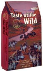 Taste of the Wild Southwest Canyon Canine Formula 2x6kg