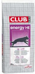 Royal Canin Club Energy HE 20kg