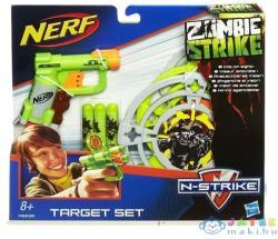Hasbro NERF N-Strike Elite - Zombie Strike Target Set (A6636)