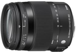 SIGMA 18-200mm f/3.5-6.3 DC OS HSM Contemporary (Canon)