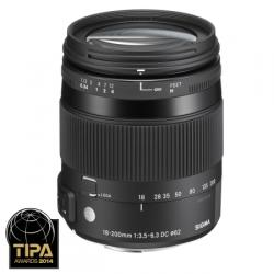 SIGMA 18-200mm f/3.5-6.3 DC OS HSM Contemporary (Nikon)