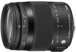 SIGMA 18-200mm f/3.5-6.3 DC OS HSM Contemporary (Sony/Minolta)
