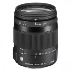 SIGMA 18-200mm f/3.5-6.3 DC OS HSM Contemporary (Pentax)