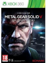Konami Metal Gear Solid V Ground Zeroes (Xbox 360)