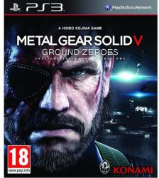 Konami Metal Gear Solid V Ground Zeroes (PS3)