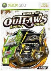 THQ World of Outlaws Sprint Cars (Xbox 360)