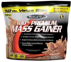 MuscleTech 100% Premium Mass Gainer 5440g