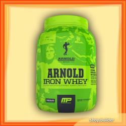 MusclePharm ARNOLD Iron Whey - 908g