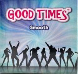 Good Times Smooth sima óvszer 3db