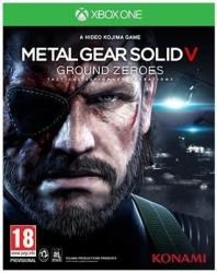 Konami Metal Gear Solid V Ground Zeroes (Xbox One)